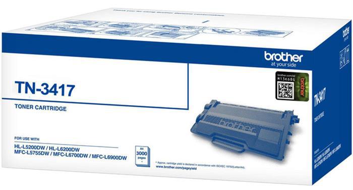 پرینتر چندکاره لیزری برادر مدل DCP-L5500D
