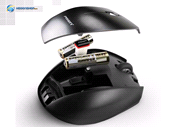 wireless 2 4g standard mouse m600