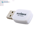 Edimax EW-7722UTn 300Mbps Wireless 802.11bgn Mini-Size USB Adapter