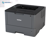 The Brother HL-L5200DW monochrome laser printer