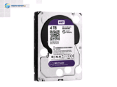 Western Digital Purple Surveillance Edition 4TB 64MB Cache Internal Hard Drive