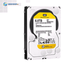 Western Digital WD6001FSYZ Internal Hard Drive - 6TB