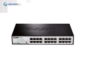 D-Link DGS-1024D 24-Port Gigabit Unmanaged Desktop Switch